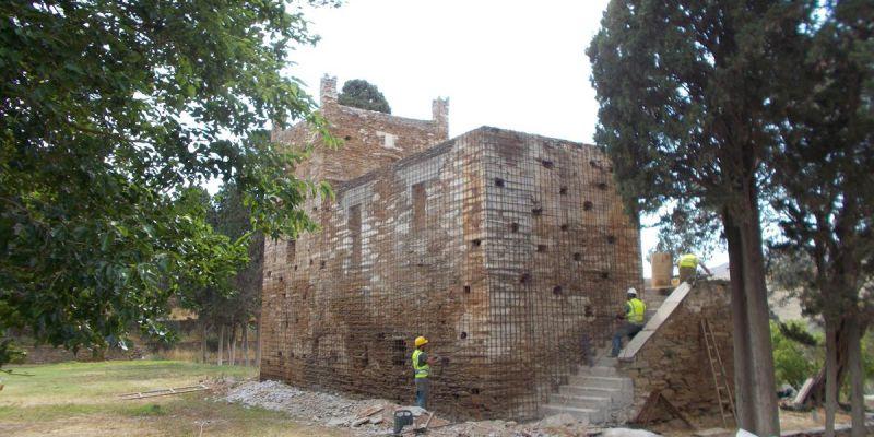 Ενίσχυση Λιθόκτιστου Κτιρίου