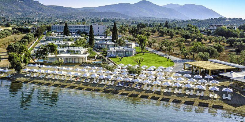Strengthening of Amaronda Resort & Spa Eretria