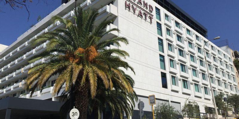 Strengthening of Grand Hyatt Athens Hotel