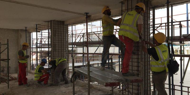 Ενίσχυση Ξενοδοχείου Grand Hyatt Athens