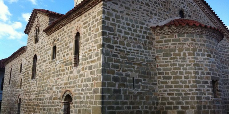 Pantokratoros Monastery Strengthening in Angelokastro